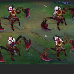 Blood Moon Evelynn Concept 3 (by Riot Artist <a rel=