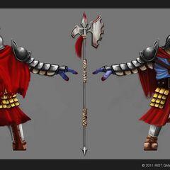 Jaximus Concept (by Riot Artist <a href=