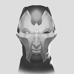 Jhin Concept 12 (by Riot Artist <a href=