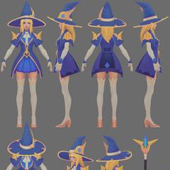 Sorceress Lux
