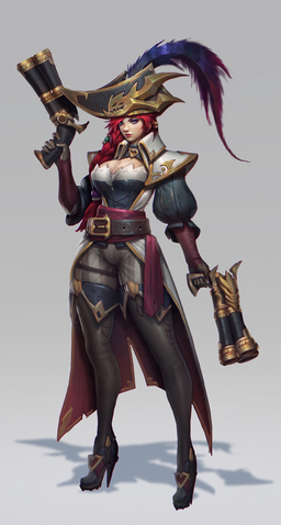 File:Miss Fortune Captain Concept.png