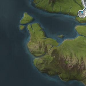 Westerley map