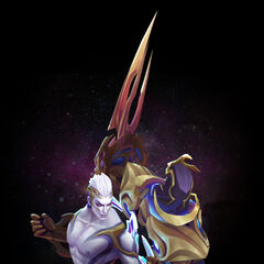 Galaxy Slayer Zed Model 3 (by Riot Artist <a href=