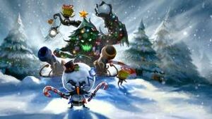 2011 Snowdown Showdown background