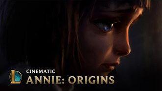 ANNIE Origins League of Legends