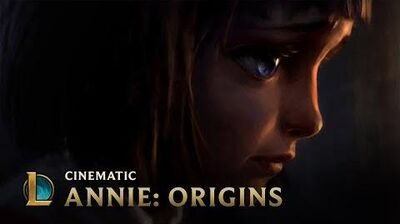 ANNIE Origins League of Legends