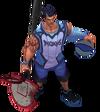 Darius Dunkmaster (Aquamarine)