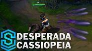 Desperada-Cassiopeia - Skin-Spotlight