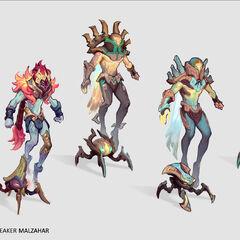Worldbreaker Malzahar Concept 1 (by Riot Artist <a href=