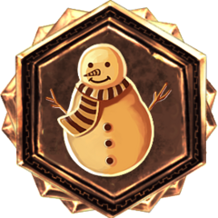 Seal of the Stout Snowman