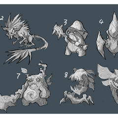 Summoner's Rift Update Monsters Concept 3