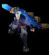 Talon Beständiges Schwert Talon (Saphir) M