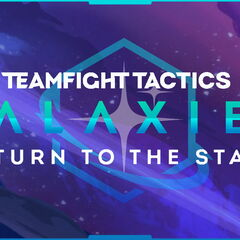 Teamfight Tactics: Galaxies