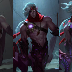 Varus Update Splash Concept 3 (by Riot Artist <a href=
