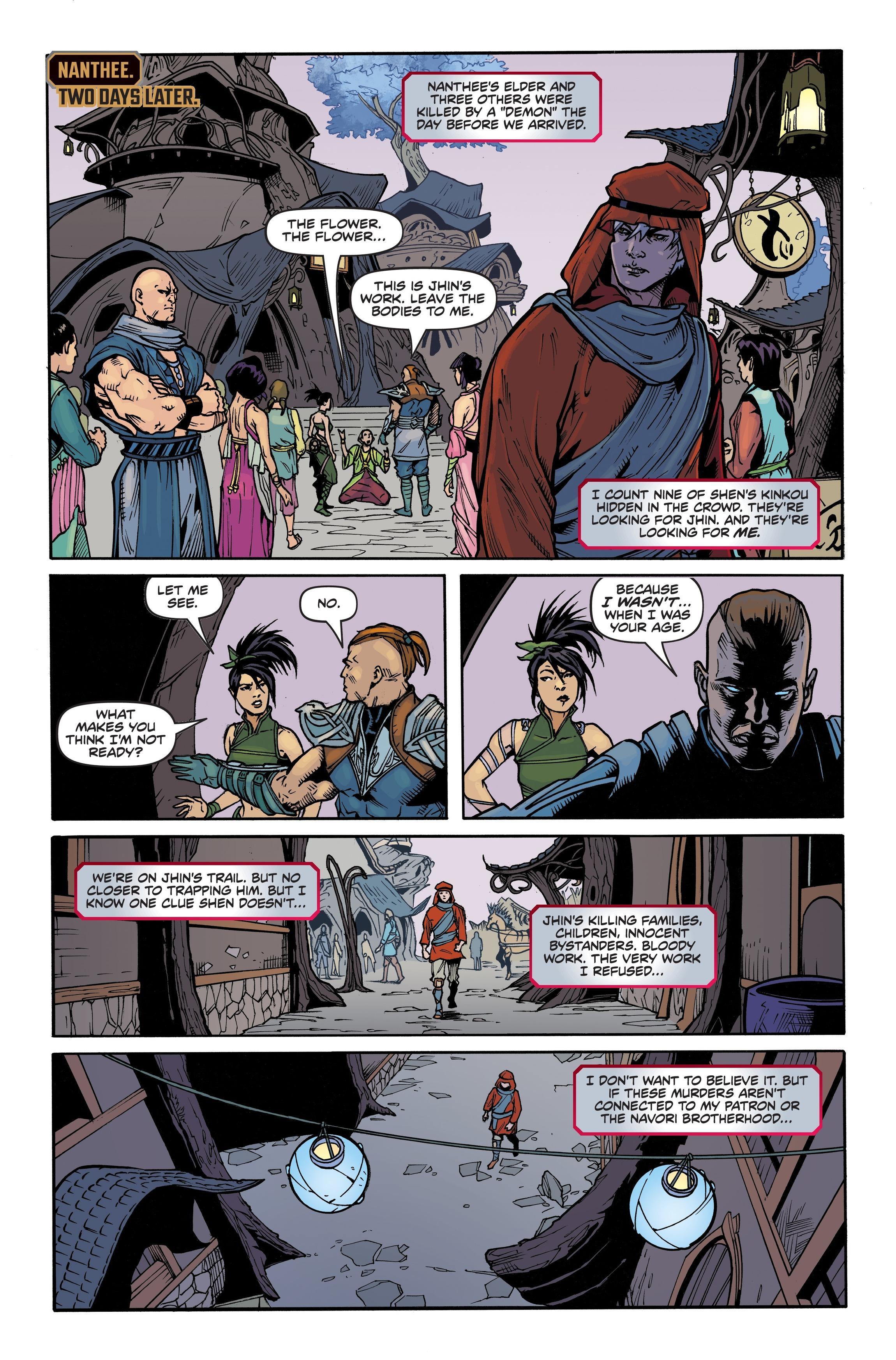 Zed Comic 3 pr21