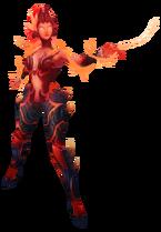 Zyra Wildfire Render