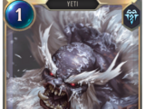 Enraged Yeti (Legends of Runeterra)