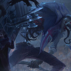 Union Jack Fiddlesticks Splash Update Concept 4 (by Riot Contracted Artist <a rel=