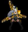Irelia DivineSword (Obsidian)