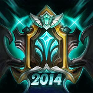 Season 2014 - 5v5 - Master profileicon