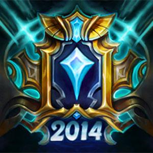 Season 2014 - Solo - Challenger 1 profileicon
