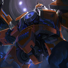 Mecha Zero Sion Splash Concept 5 (by Riot Artist <a href=