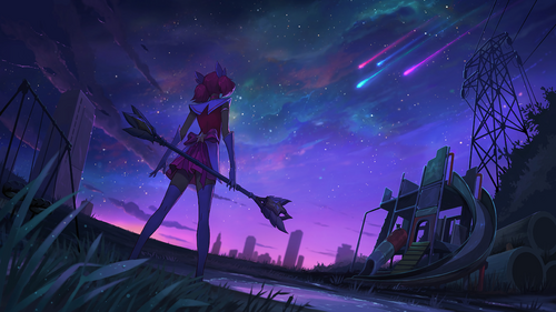 Star Guardian New Stars 02