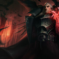 Swain Update Splash Update Concept 4 (by Riot Artist <a href=