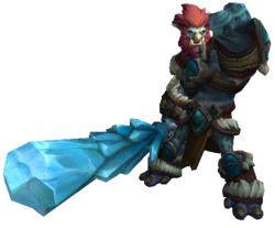 Trundle Render