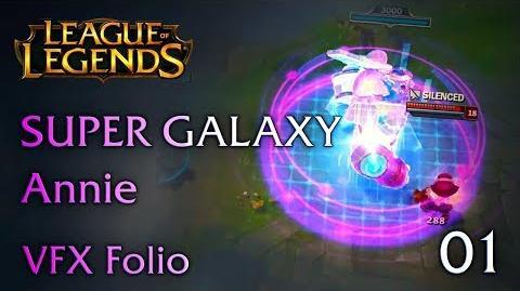 VFX Folio Super Galaxy Annie
