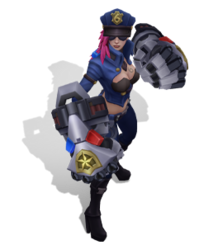 Vi Officer (Base)