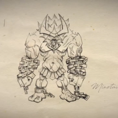 Alistar Concept 2 (by Riot Artist <a rel=