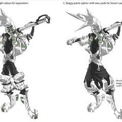 Grafika koncepcyjna Ekko 16