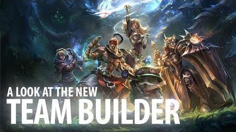 Introducing Team Builder