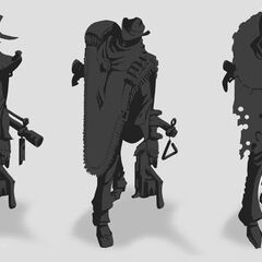 High Noon Jhin Concept 6 (by Riot Artist <a href=