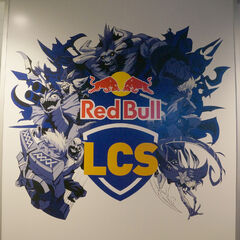 Redbull LCS Promo 4 (by Riot Contracted Artist <a class=