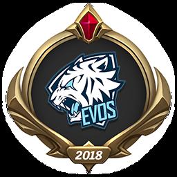 MSI 2018 EVOS Esports Emote