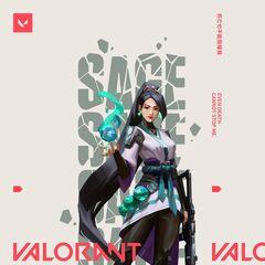 Sage Concept 3 (by Riot Artist <a rel=