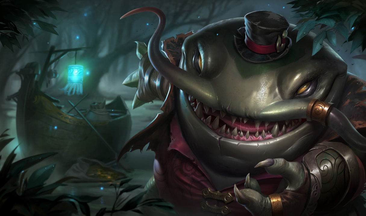 Tahm Kench Standard Tahm Kench S