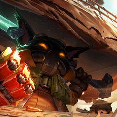Omega Squad Veigar Splash Concept 3 (by Riot Artist <a href=