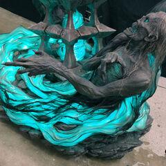 Lucian Statue Promo 3
