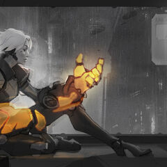 PROJECT: Vi Splash Concept 1 (by Riot Artist <a href=