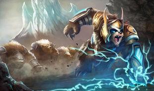 Volibear ThunderLordSkin2