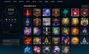 Collection Icons