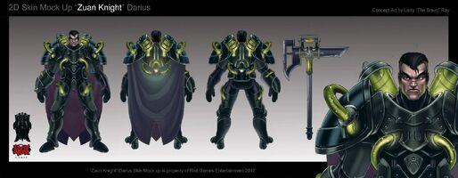 Darius Bioschmiede- Konzept