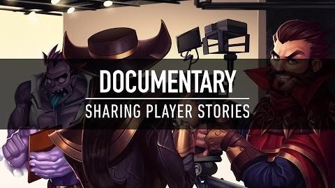 Documentary Sharing Player Stories