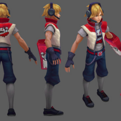TPA Ezreal Update Model