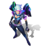 Kai'Sa Arcade-Kai'Sa (Obsidian) M