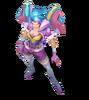 Kai'Sa Arcade-Kai'Sa (Rosenquarz) M