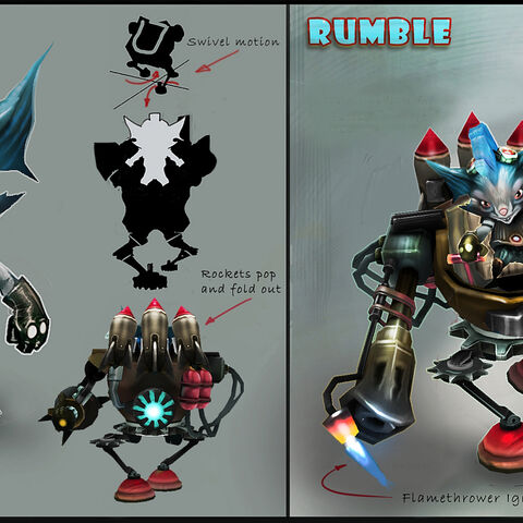 Koncept Rumble 1